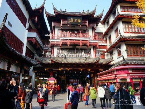 بازار شانگهای
