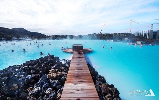 تالاب آبی blue lagoon