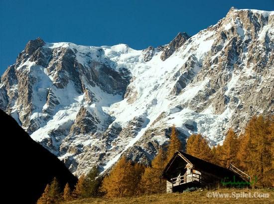 قله dufourspitze