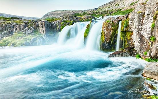 آبشارهای رعدآسای ایسلند