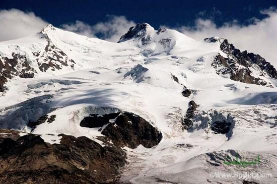یخچالهای طبیعی مونت روزا