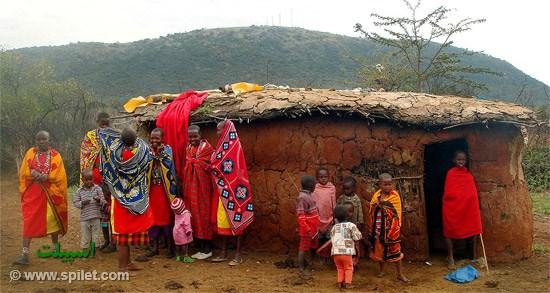 قبایل ماسایی آفریقا