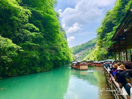 دریاچه باوفنگ