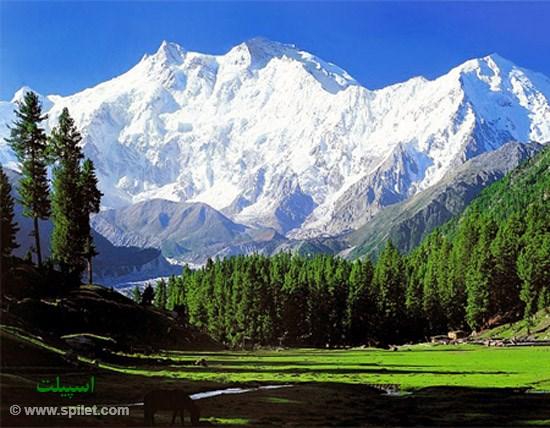 قله صعود نشده بوتان
