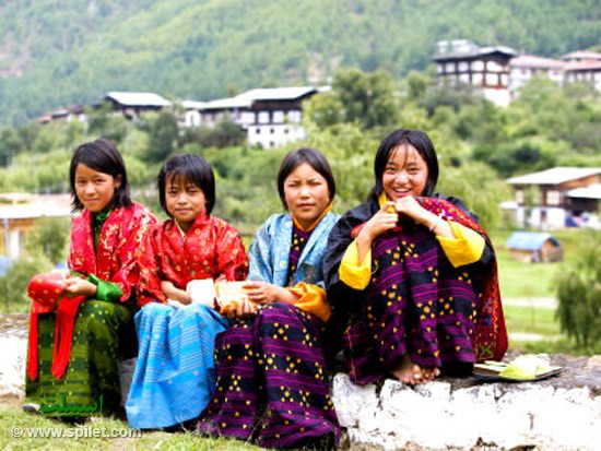 مردم بوتان