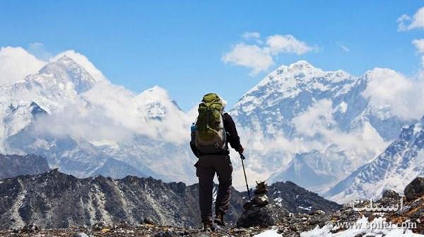 میعاد گاه مقدس کوهنوردان