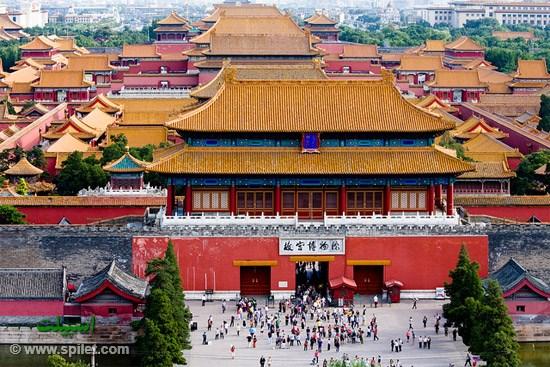شهرممنوعه چین