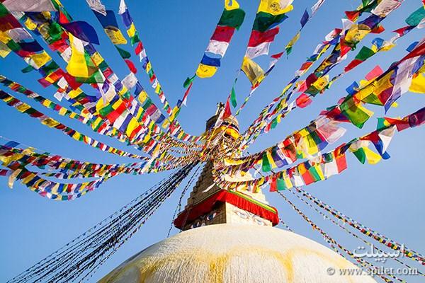 معابد زیبای نپال