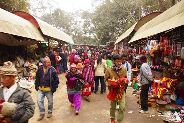 خرید در بازارهای محلی