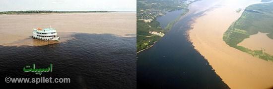 پدیده مرز رودخانه آمازون
