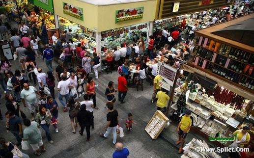 خرید در بازراهای سائوپائولو