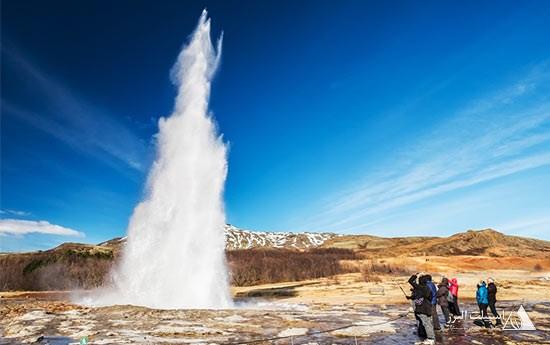 آب فشان عظیم geat geyser