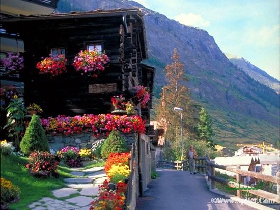 دهکده زیبای زرمات