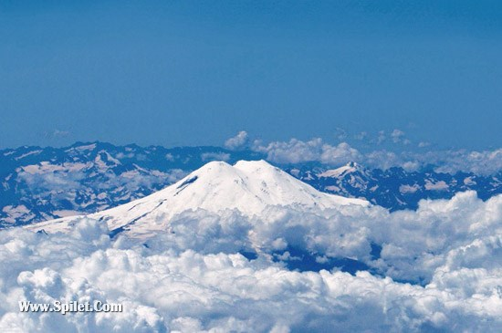 قله البروس، تور خارجی