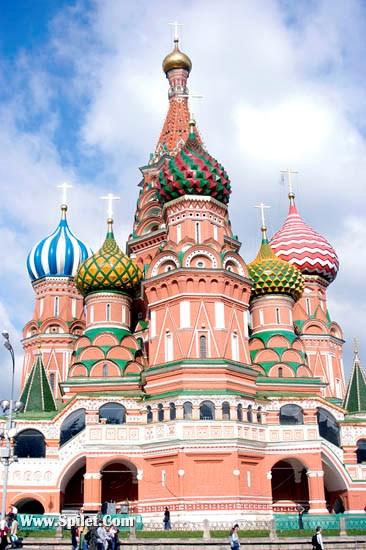 تور روسیه، سن پترزبورگ و مسکو
