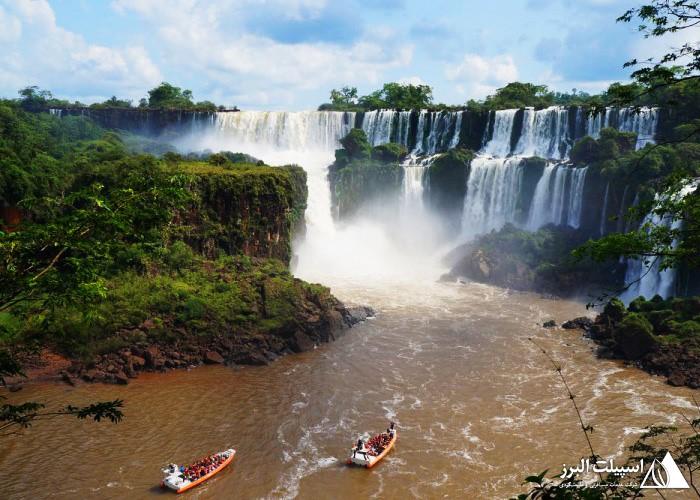 آبشار ایگوآزوی برزیل