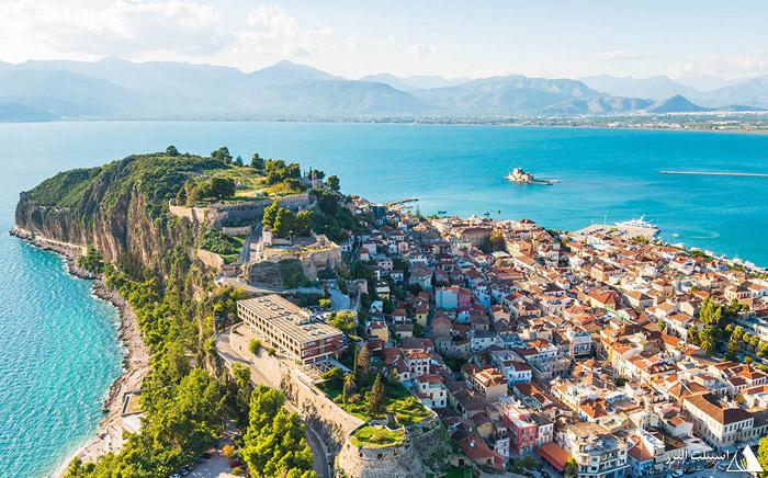 پایتخت یونان