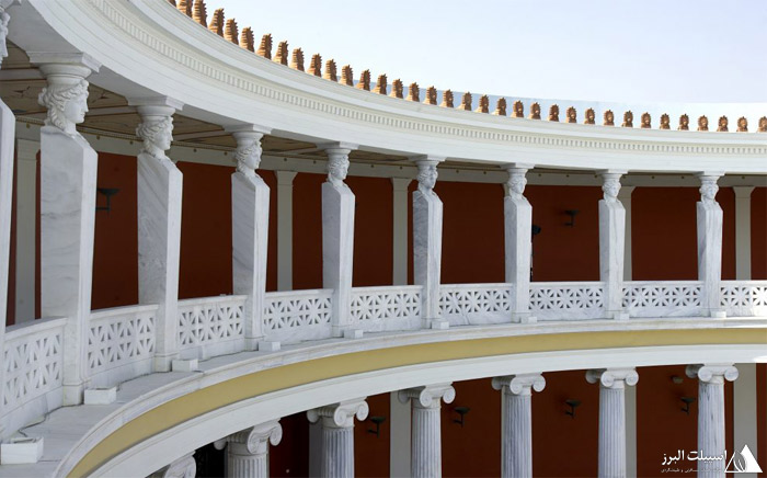 معماری آتن
