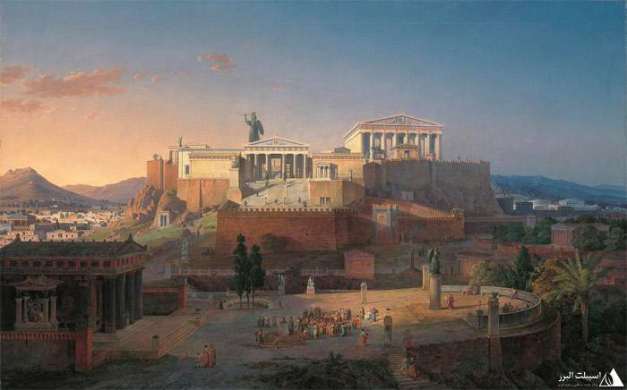 آتن پایتخت یونان