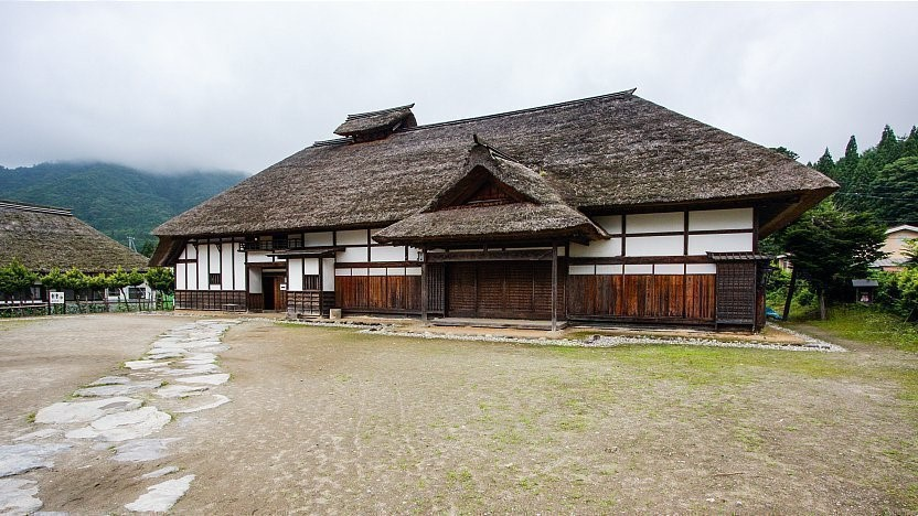هونجین اوچی جوکو که اکنون تبدیل به موزه شده است.