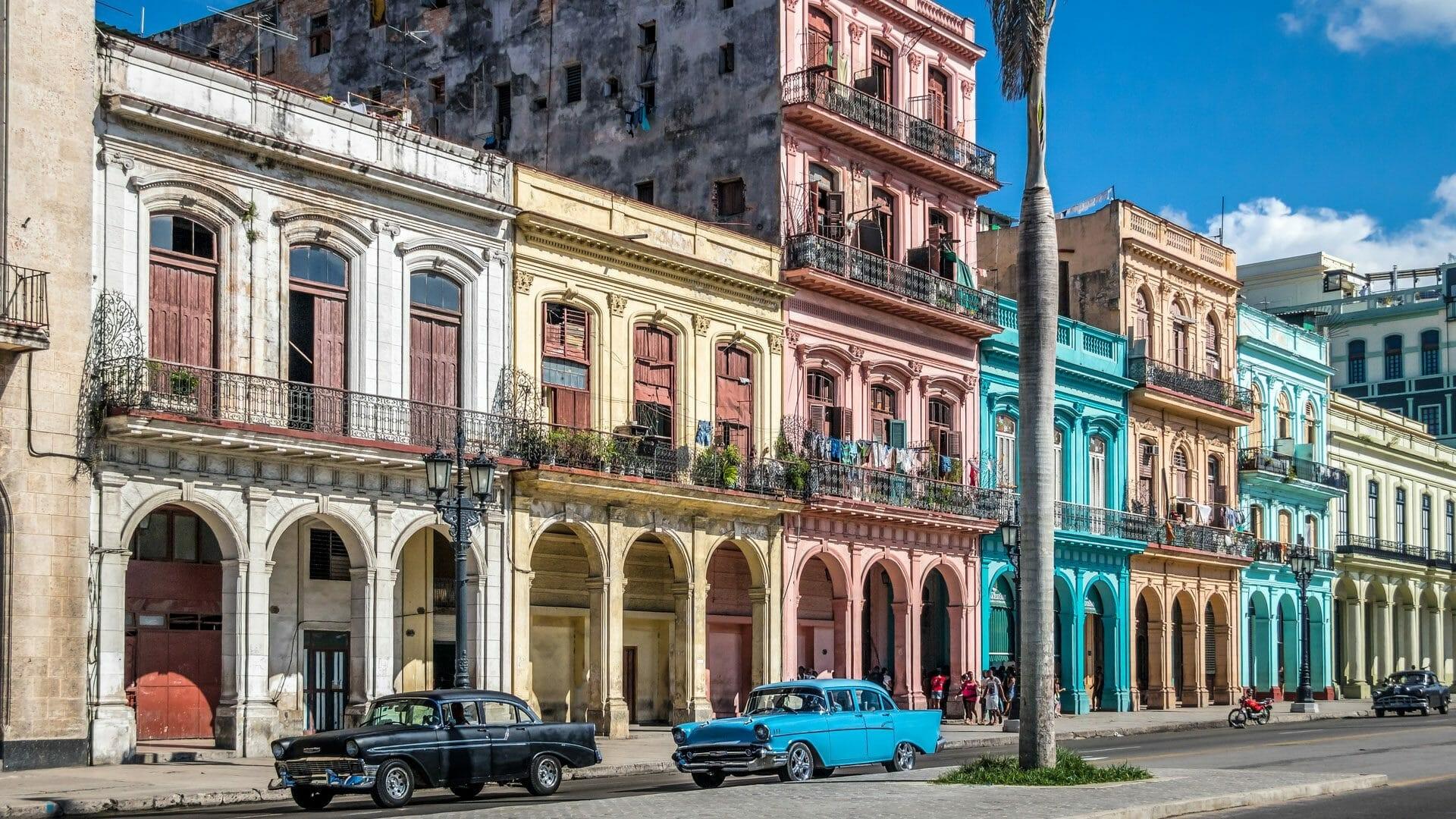 هر شهر کوبا یک موزه زنده