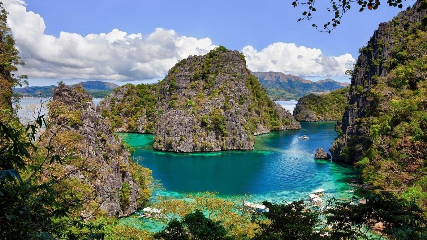 جزیره زیبای کرون