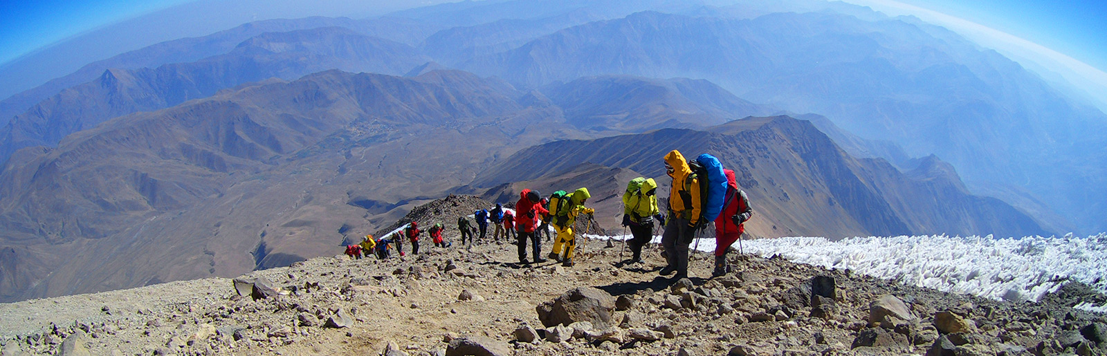 Damavand Climbing Tour and Tehran City Tour