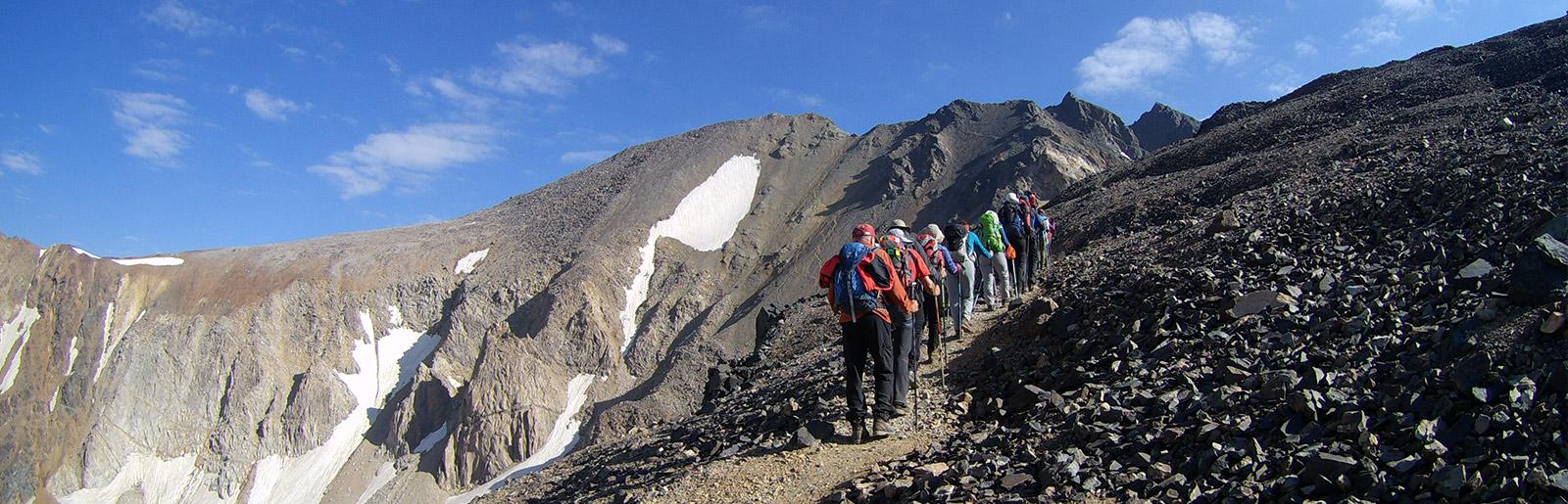 Damavand & Alamkouh Climbing Tour