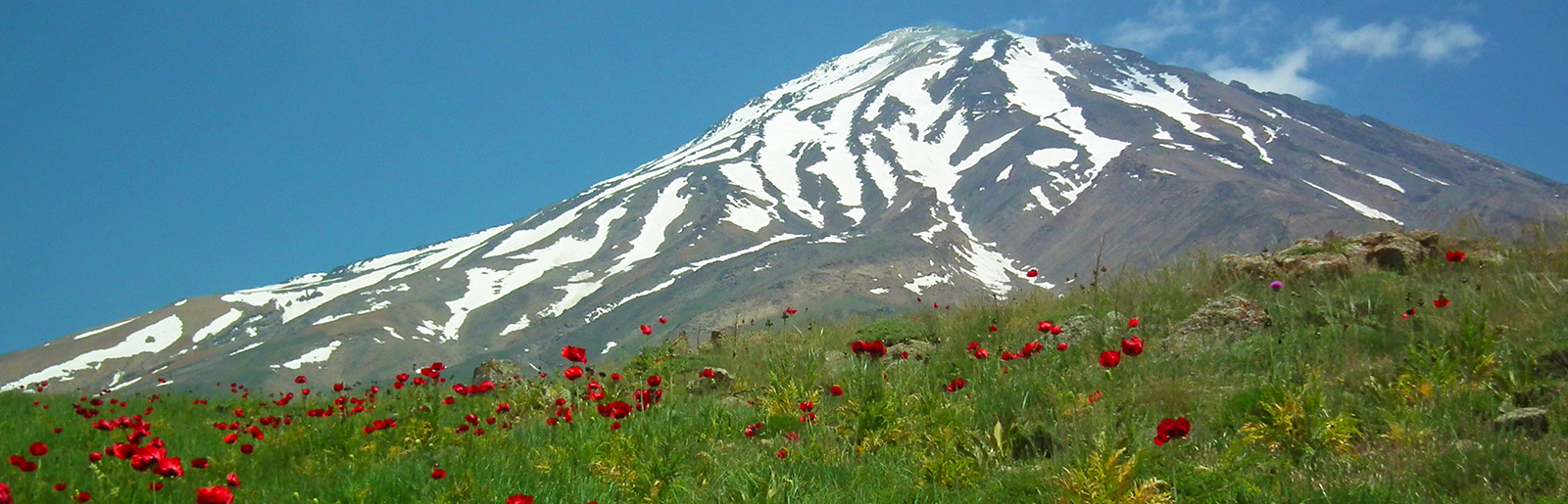Damavand and Sarakchal Mountain climbing Tour