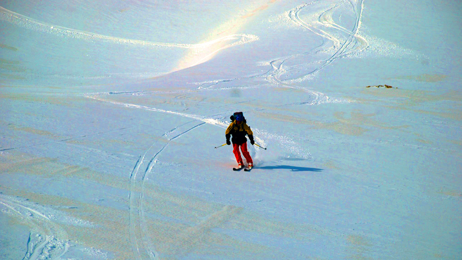 Damavand Ski Tour