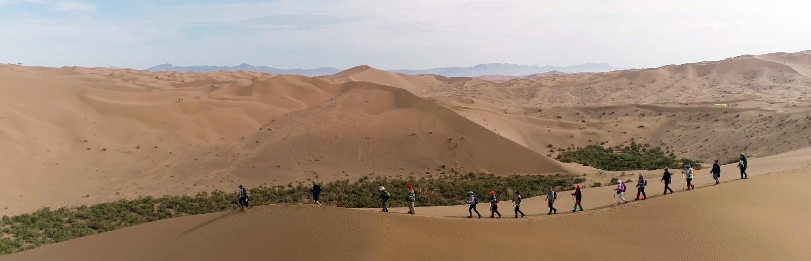 Desert Tour of Rig-e Jenn