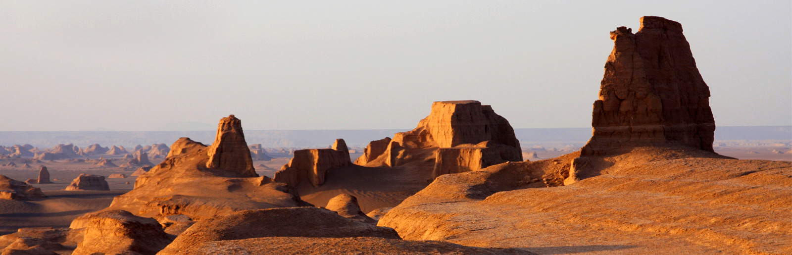 Gandom Beryan and Lut Desert