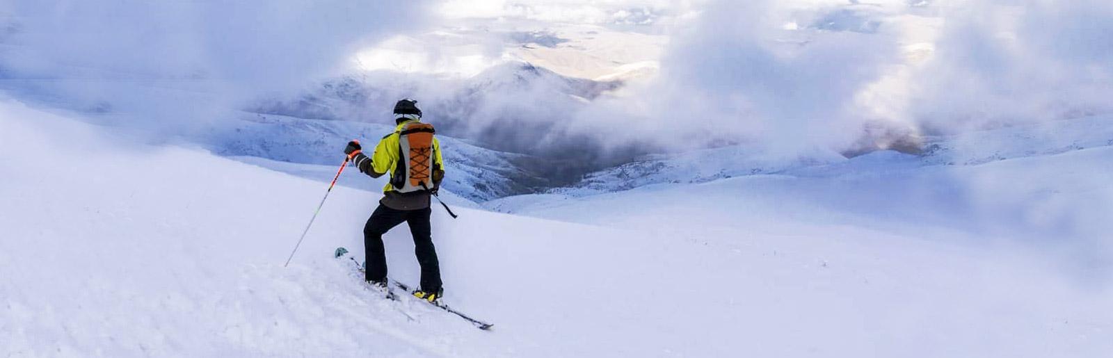 Ski Tour in Dizin Resort