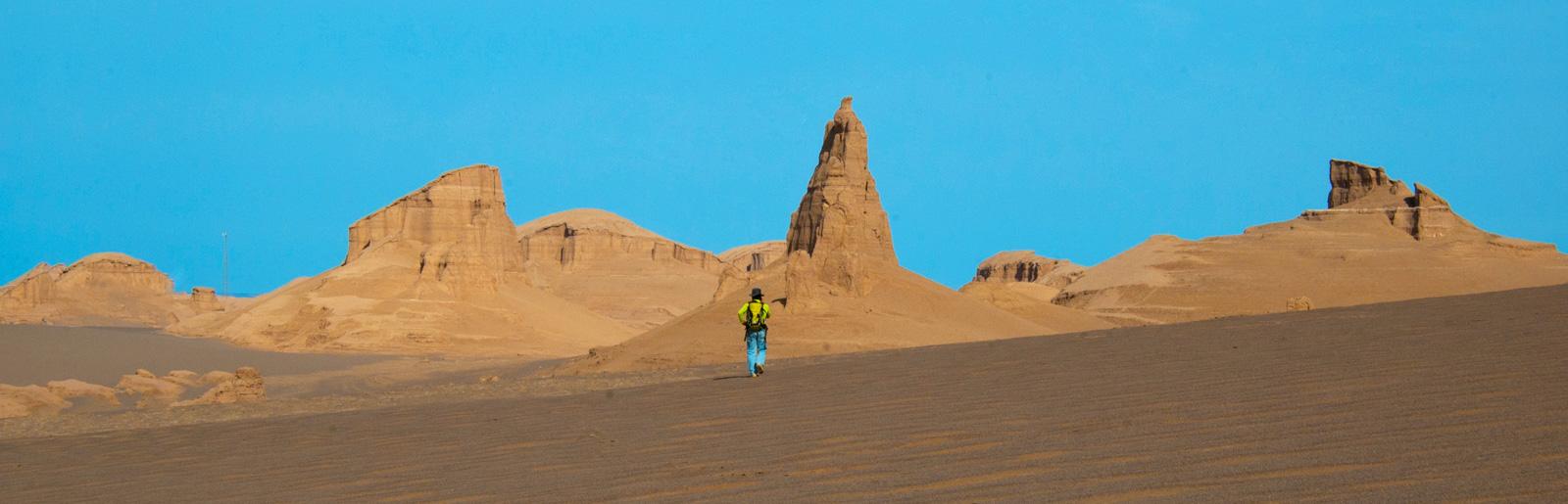 Safari in Lut Desert, visiting Kerman and Yazd